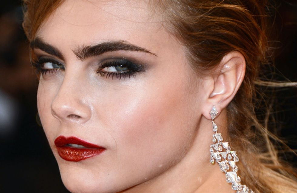 How To Fill In Your Brows Like A Boss: Easy Eyebrow Tutorial