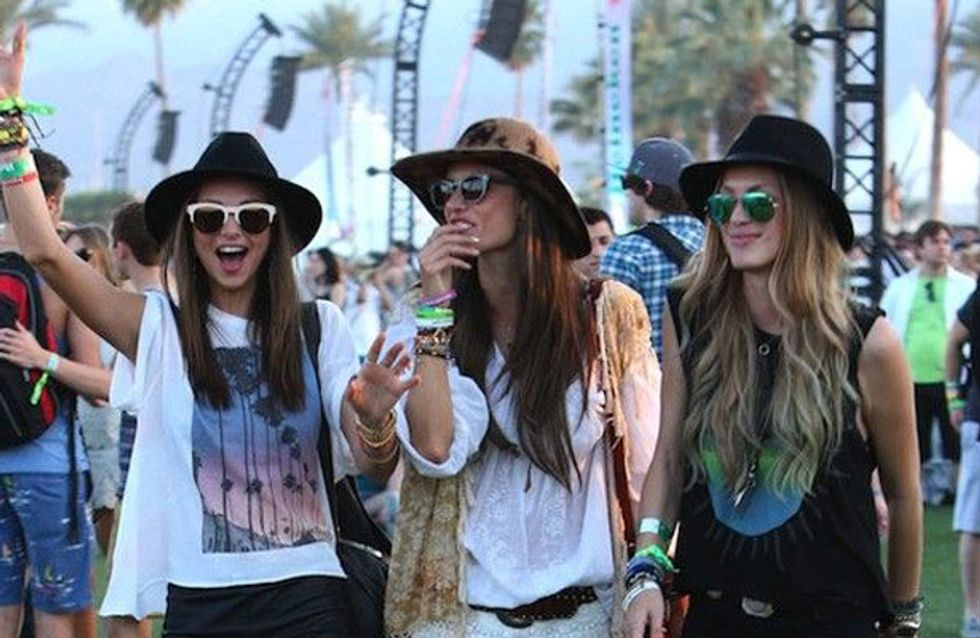 20 Things Everyone Needs to Know to Survive Coachella