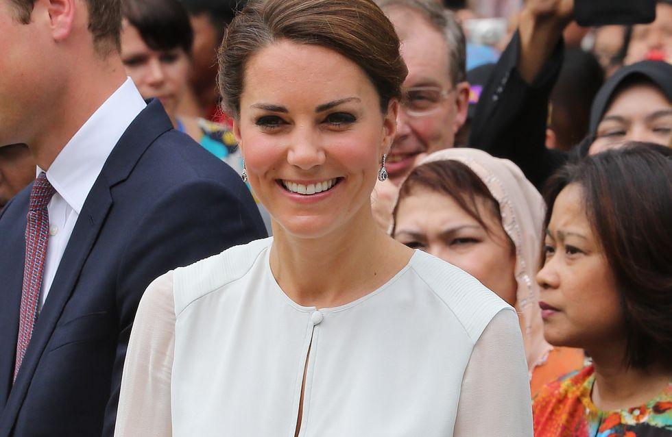 Kate Middleton enceinte ? Ce détail qui nous met la puce à l'oreille…