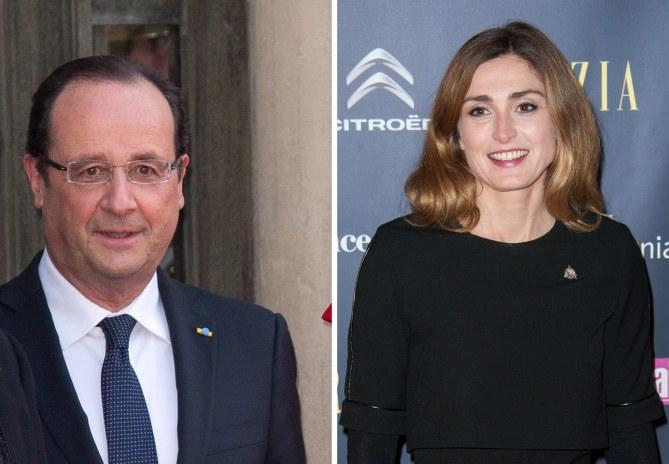 François Hollande/Julie Gayet