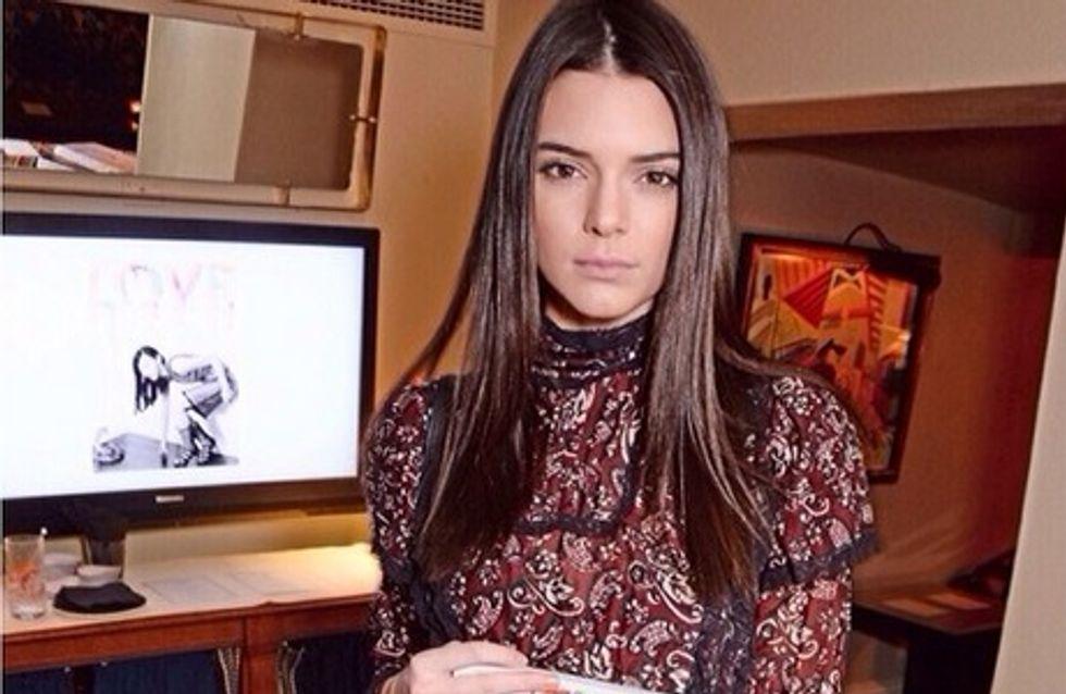 Kendall Jenner : une it-girl est née