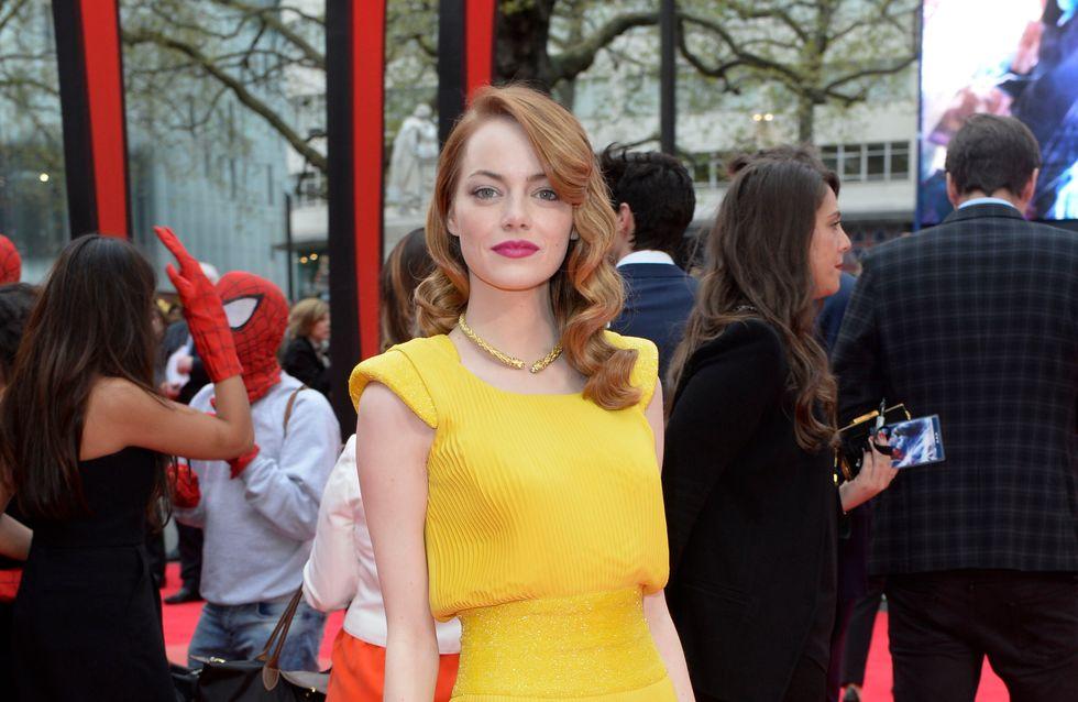 Emma Stone : une garde-robe zéro défaut