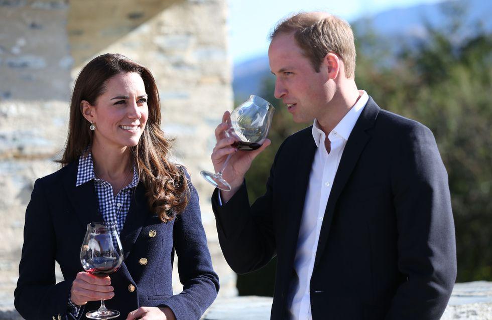 Kate Middleton n'est pas enceinte : La preuve en images !