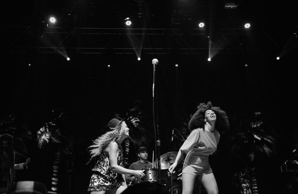 Beyoncé et Solange Knowles : Réunies à Coachella pour une chorégraphie endiablée (vidéo)
