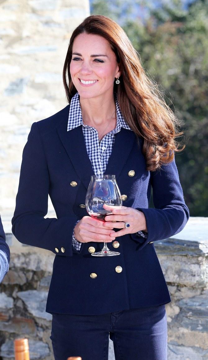 Kate Middleton le 13 avril 2014