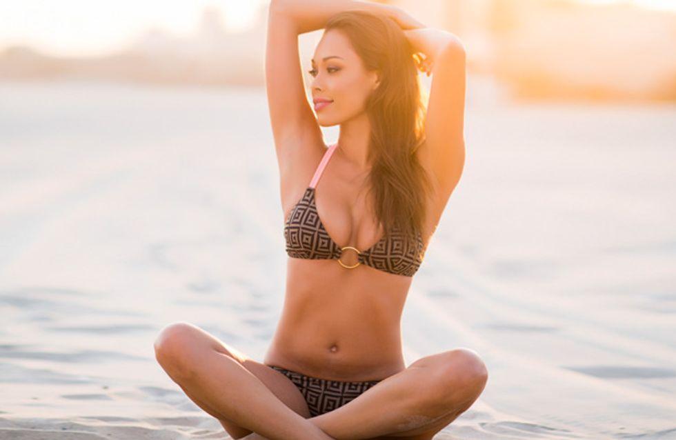 Schlank dank Sonnenbad? Natürliches UV-Licht am Morgen hält BMI niedrig
