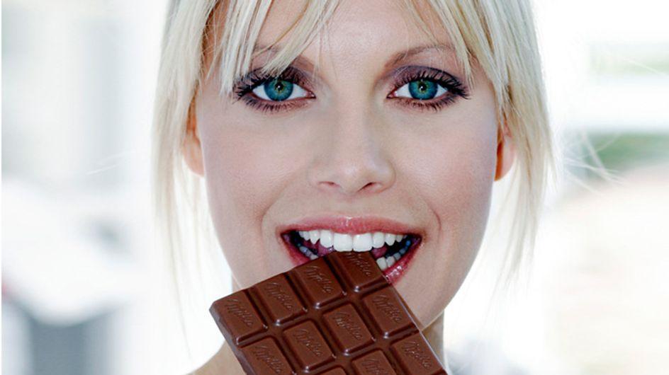 Eine süße Sünde wert: 5 gute Gründe, Schokolade zu naschen