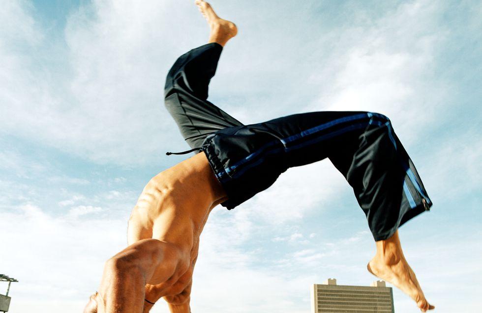 Cette année, je me mets à la capoeira