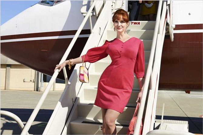 Joan Holloway saison 7 Mad Men