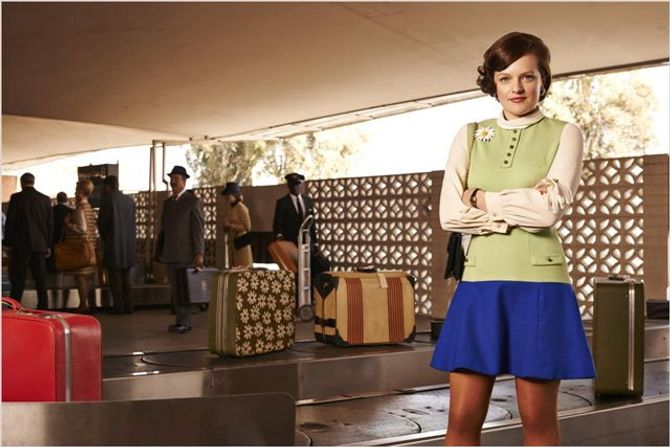 Peggy Olson saison 7 Mad Men
