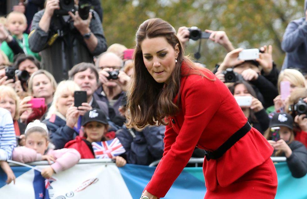 Kate Middleton : Elle joue au Cricket en talons