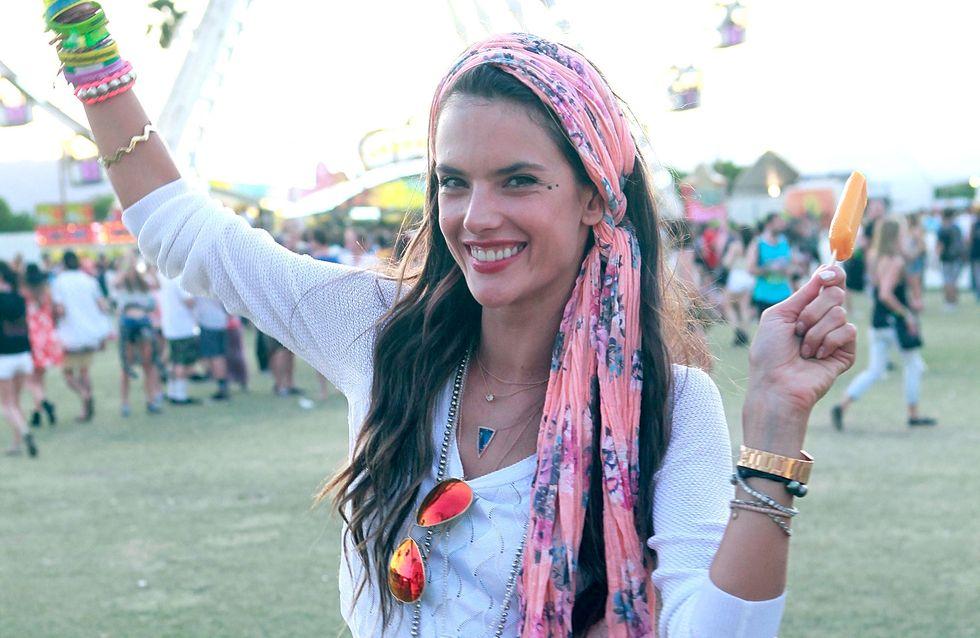 Coachella : Copiez le look des stars !