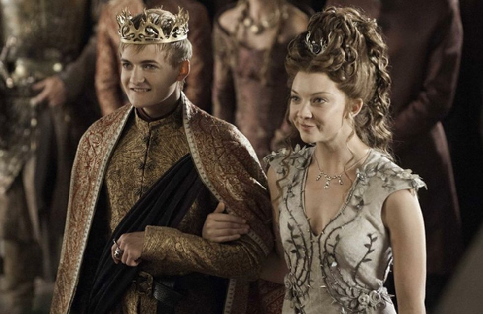 Game of Thrones Season 4 Episode 2: The Lion and the Rose Recapped - Westeros Wedding Traditions