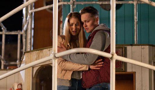 Will Sandy find Fraser?