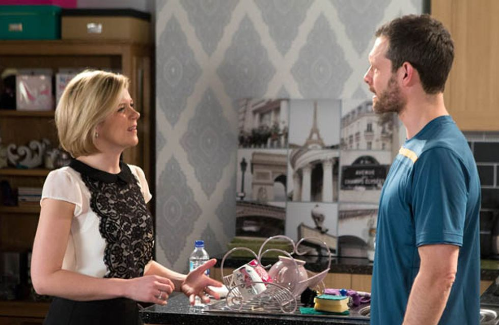 Coronation Street 25/04 – Nick hopes to reconcile with Leanne