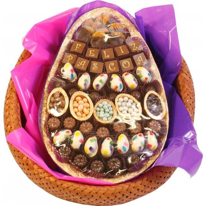 Super ovo de 3,5 kg da Chocolat Du Jour: R$1279!