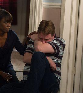 Eastenders 24/04 – Ian is still in shock