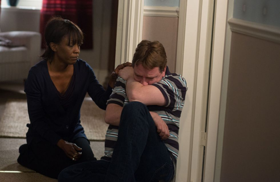 ​Eastenders 24/04 – Ian is still in shock