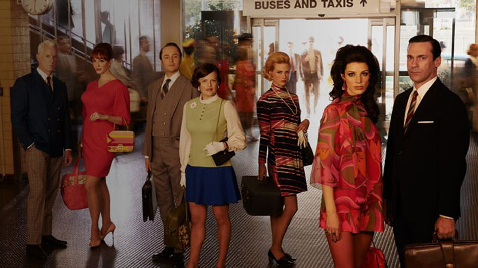 The 10 Best Moments From The Mad Men Season 7 Premiere