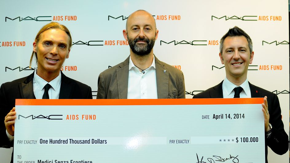 MAC Cosmetics continua a sostenere la lotta all'AIDS