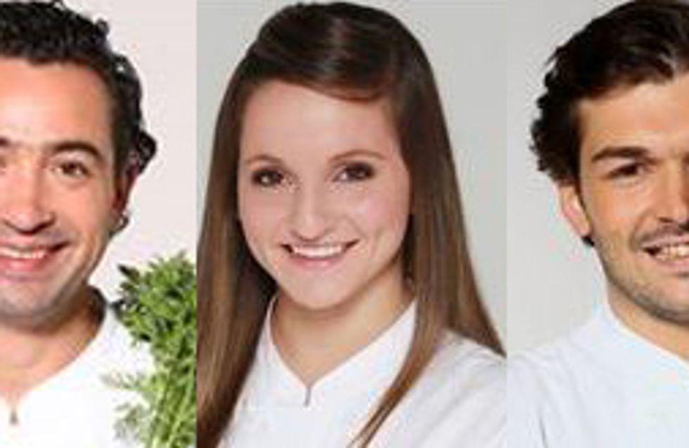 Top Chef 2014, la grande finale : Qui de Noémie, Pierre ou Thibault va remporter le titre ?