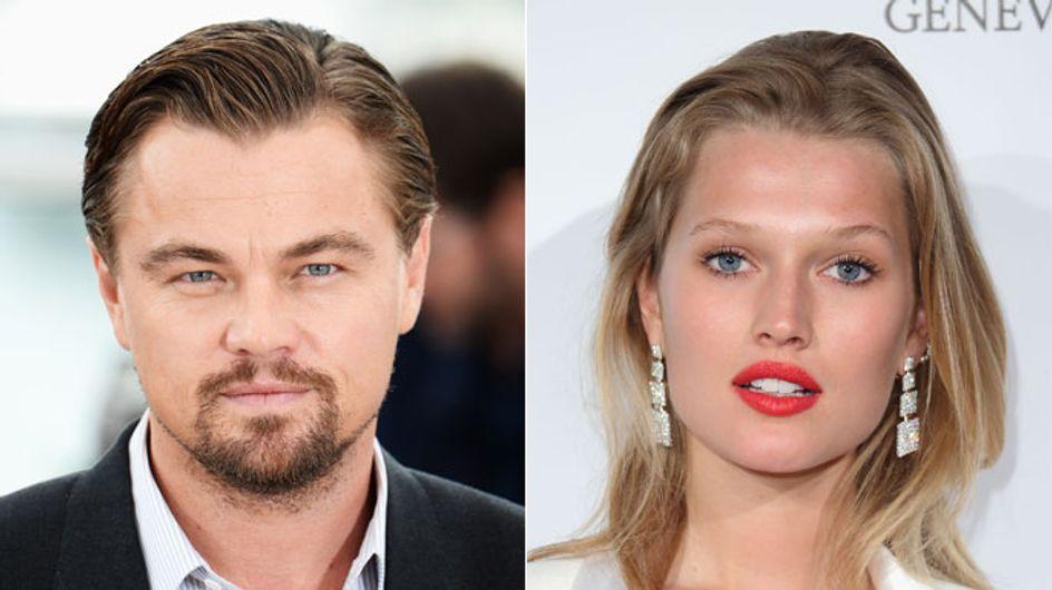 Leonardo Dicaprio : Pris en flagrant délit de bisous avec Toni Garrn...