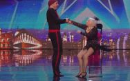 A 80 ans, cette danseuse de salsa a bluffé le jury de Britain's Got Talent ! (vi
