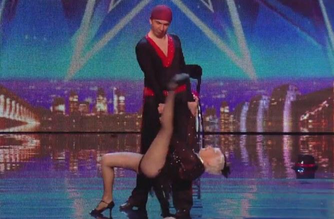 Cette mamie a bluffé le jury dans Britain's Got Talent