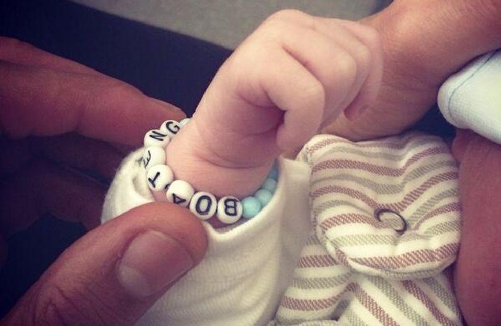 Melissa Satta è diventata mamma! Fiocco azzurro per la showgirl e Kevin Prince Boateng