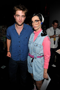 Robert Pattinson et Katy Perry