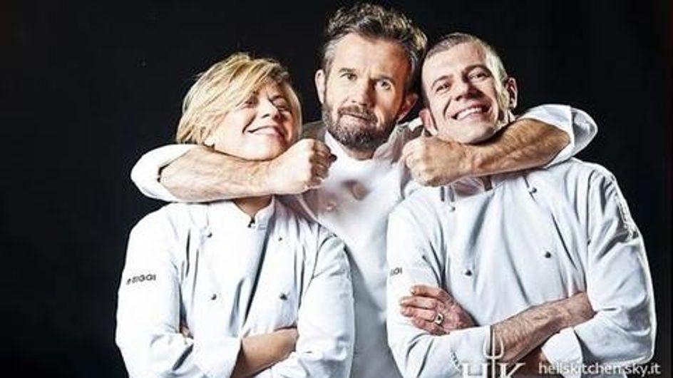 Carlo Cracco alla guida di Hell's Kitchen Italia