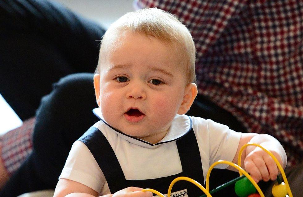 Kate Middleton : Le prince George élu bébé le plus influent de la planète