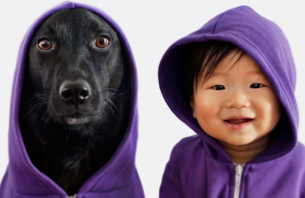 Il cane è il miglior amico... del bambino! Guarda queste dolcissime foto, non potrai non sorridere