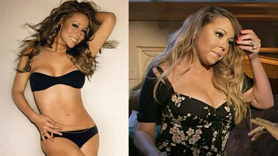 Mariah, che ti è successo? Le foto della cantante sempre più over