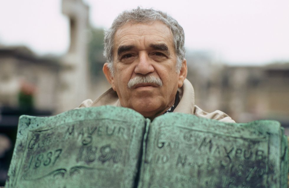 Fallece Gabriel García Márquez, padre del realismo mágico
