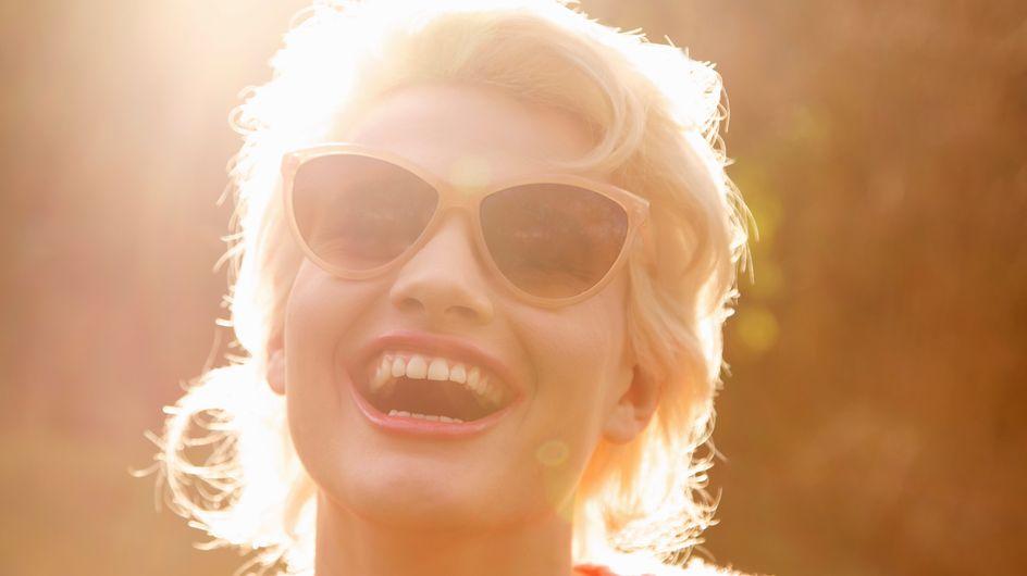 Lachen ist gut für die Gesundheit