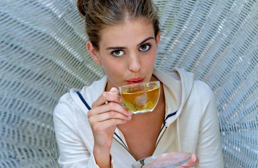 Grüner Tee macht schön - und schlau!