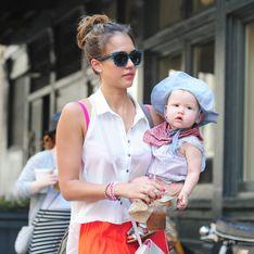 Jessica Alba : Devenir maman m'a donné confiance en moi (Interview exclu)