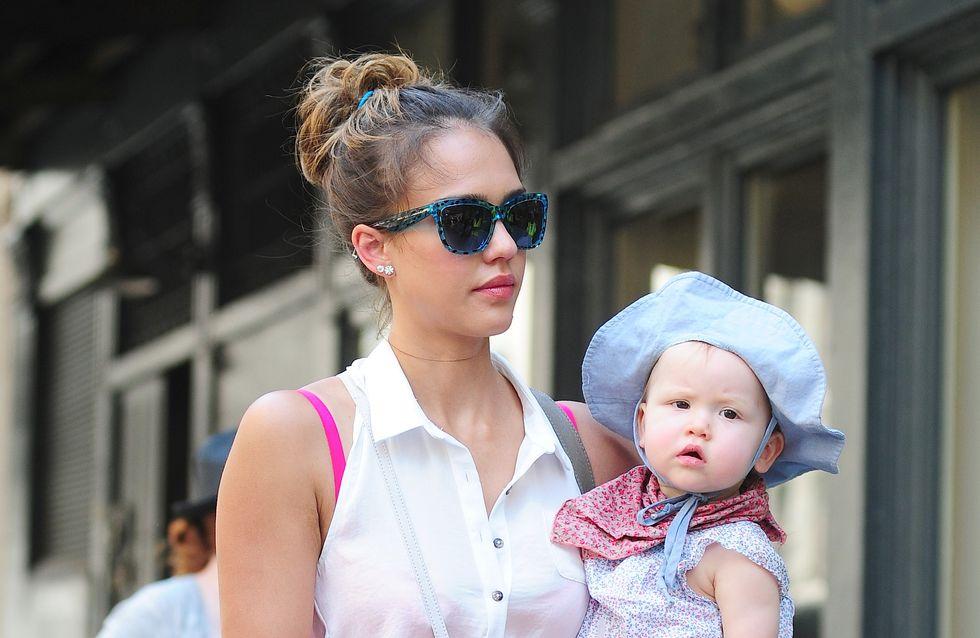 "Jessica Alba : ""Devenir maman m'a donné confiance en moi"" (Interview exclu)"