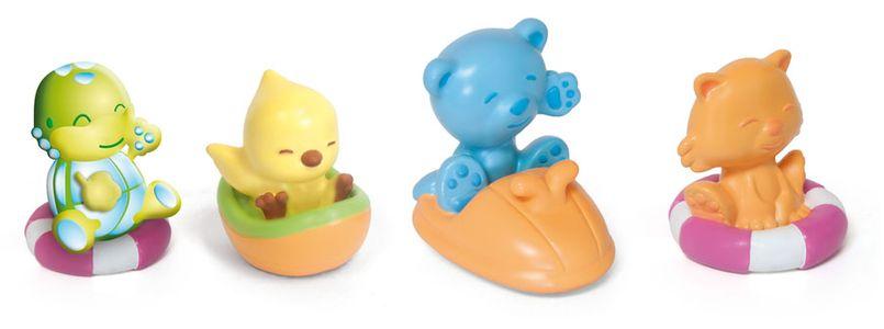 Set di simpatici giochini per il bagno Nenuco Baby by Famosa