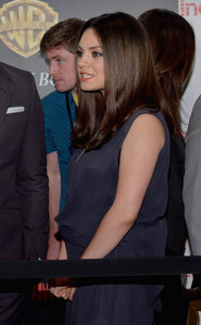 Mila Kunis en avril 2014