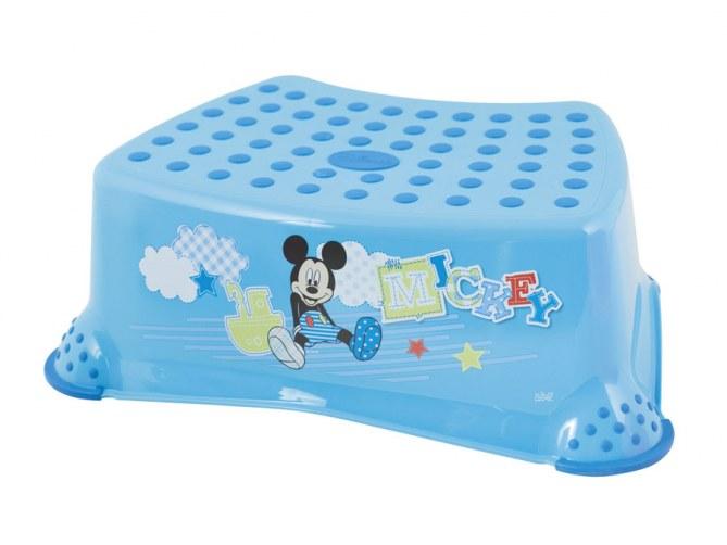 Sgabello Mickey azzurro Pengo per Disney - Prezzo: 10 euro