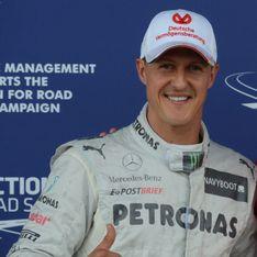 Michael Schumacher : L'hommage de son jeune fils