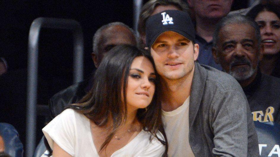 Mila Kunis und Ashton Kutcher erwarten angeblich ein Mädchen