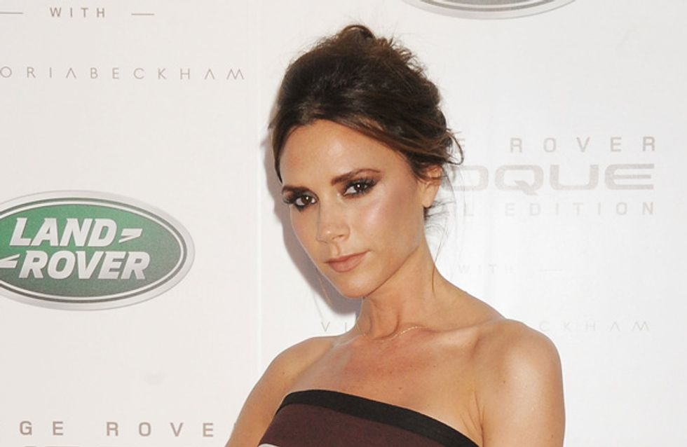 Happy 40th Birthday Victoria Beckham! Here's Proof That Posh Spice Has The Best Sense Of Humour