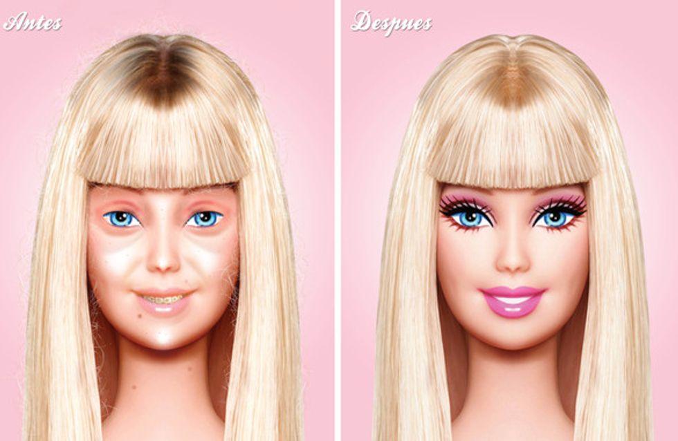 Ein Künstler enthüllt: Barbies ungeschminkte Wahrheit