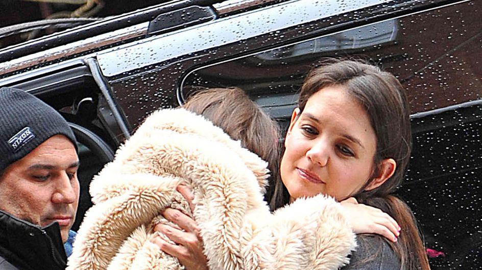 Katie Holmes vertraut auf Beauty-Tipps ihrer Mama