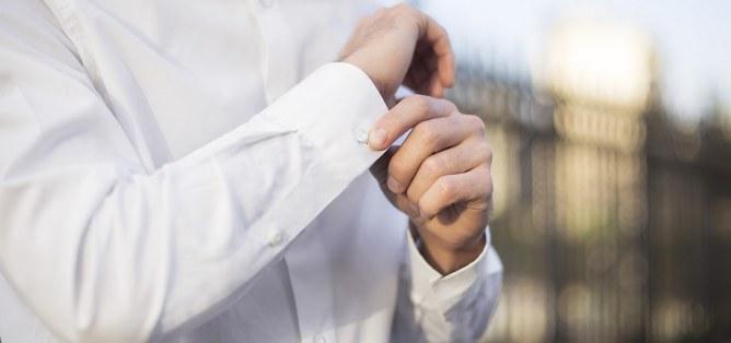 La chemise Cavalier Bleu de l'Alfred Store, 85€ en tout et pour tout