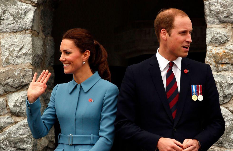 Kate Middleton et William : Grand moment de solitude en Nouvelle-Zélande (Vidéo)