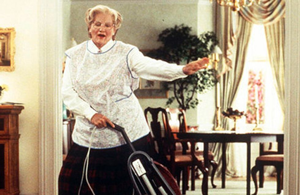 What Mrs Doubtfire Taught Us About Being A Horrible Parent